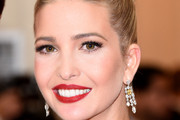 Ivanka Trump Diamond Chandelier Earrings