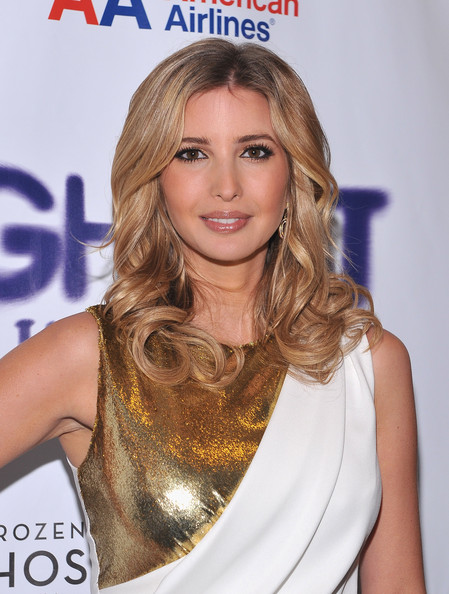 Ivanka Trump Long Curls