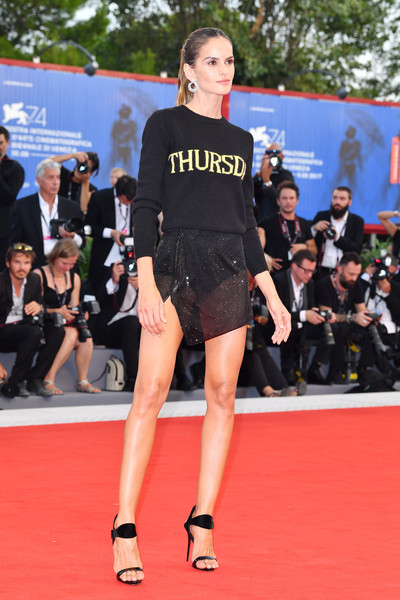 Izabel Goulart Crewneck Sweater