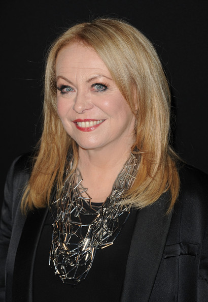 Jacki Weaver Silver Statement Necklace