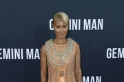 Jada Pinkett Smith Beaded Dress