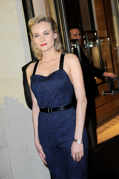 More Pics of Diane Kruger Strappy Sandals (4 of 24) - Diane Kruger Lookbook - StyleBistro