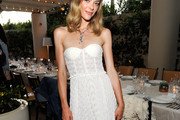 Jaime King Corset Dress