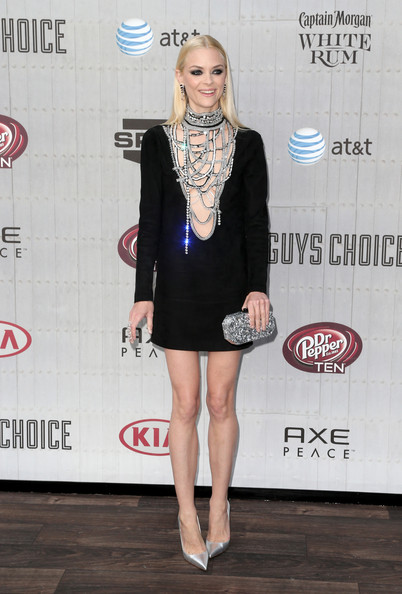Jaime King Shoes