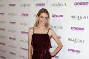 Jaime King Midi Dress