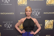 Jaime Pressly Halter Dress