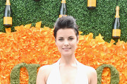 Jaimie Alexander Leather Clutch