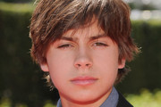 Jake T. Austin Layered Razor Cut