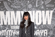 Jameela Jamil Quilted Leather Bag