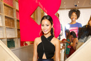 Jamie Chung Cutout Dress