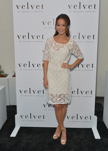 Jamie Chung Day Dress