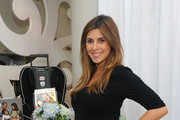 Jamie-Lynn Sigler Maternity Dress