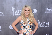Jamie Lynn Spears Beaded Dress
