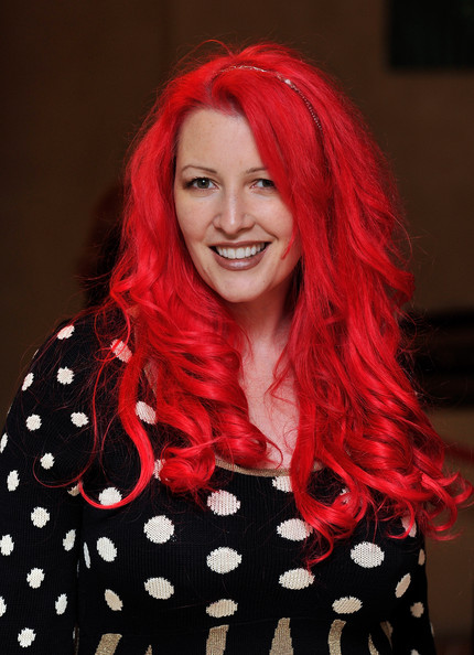 Jane Goldman Long Curls