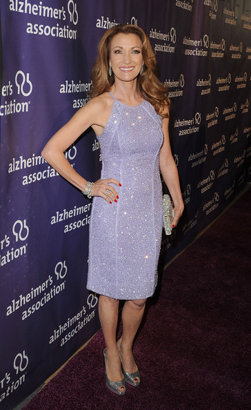 Jane Seymour Beaded Dress