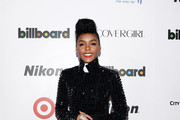 Janelle Monae Fitted Jacket