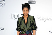 Janet Jackson Evening Dress