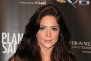 Janet Montgomery Long Wavy Cut