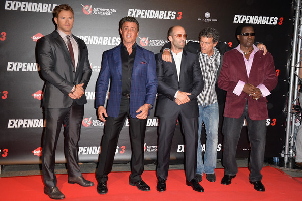'The Expendables 3' Photo Call in Paris
