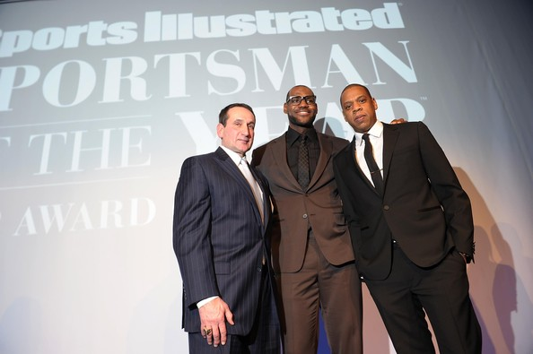 2012 Sports Illustrated Sportsman Of The Year Award Presentation - Inside