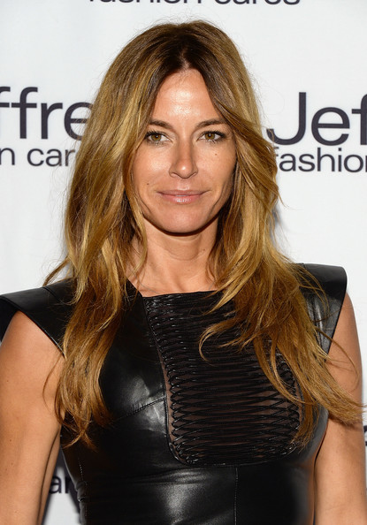 More Pics of Kelly Bensimon Leather Dress (1 of 4) - Kelly Bensimon Lookbook - StyleBistro