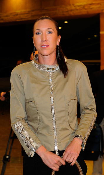 Jelena Jankovic Zip-up Jacket