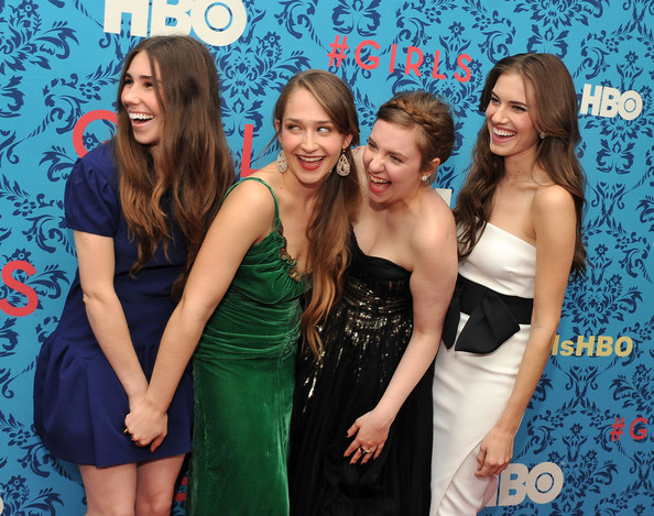 """HBO With The Cinema Society Host The New York Premiere Of HBO's """"Girls"""""""