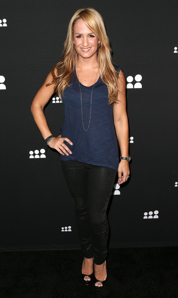 Jenn Brown Skinny Pants