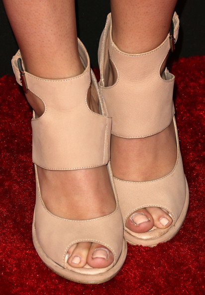Jenna Romanin Strappy Sandals