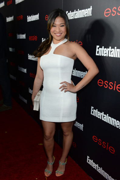 Jenna Ushkowitz Shoes