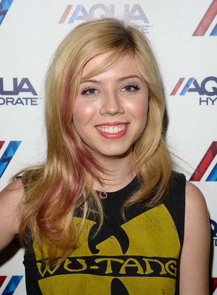 Jennette McCurdy Layered Cut