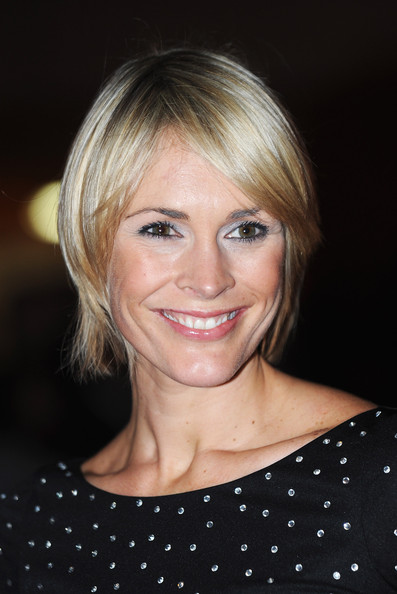 Jenni Falconer Short Straight Cut