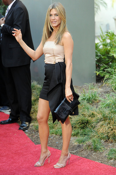 Jennifer Aniston Envelope Clutch