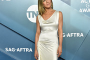 Jennifer Aniston Form-Fitting Dress
