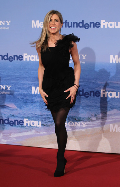 Jennifer Aniston Tights