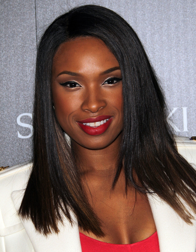 Jennifer Hudson Red Lipstick Jennifer Hudson Looks