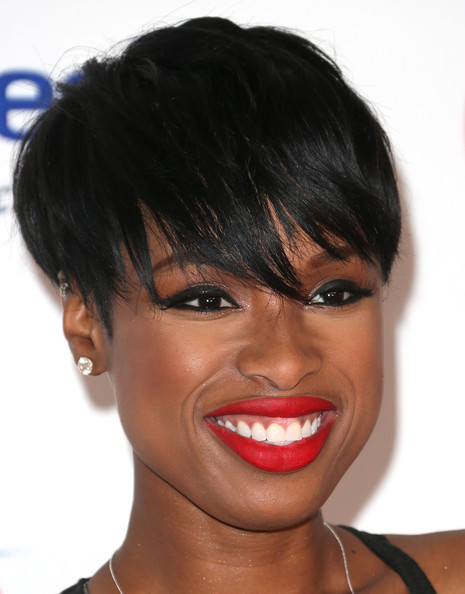 Jennifer Hudson Emo Bangs []
