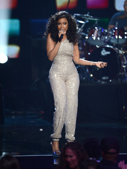 Jennifer Hudson Jumpsuit