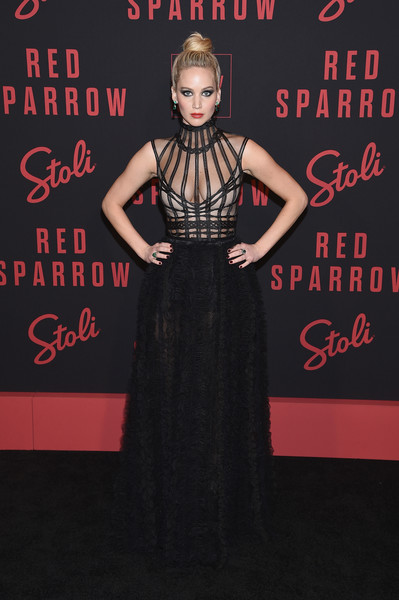 Jennifer Lawrence Sheer Dress [flooring,dress,fashion,carpet,little black dress,fashion model,red carpet,fashion design,girl,haute couture,jennifer lawrence,red sparrow,dress,fashion,carpet,flooring,new york,alice tully hall,premiere,new york premiere,jennifer lawrence,alice tully hall,red sparrow,premiere,actor,red carpet,film]