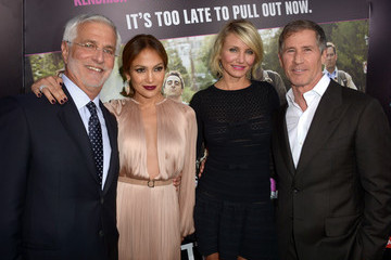 """Jennifer Lopez Cameron Diaz Premiere Of Lionsgate's """"What To Expect When You're Expecting"""" - Red Carpet"""