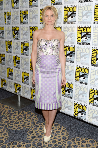 Jennifer Morrison Pencil Skirt