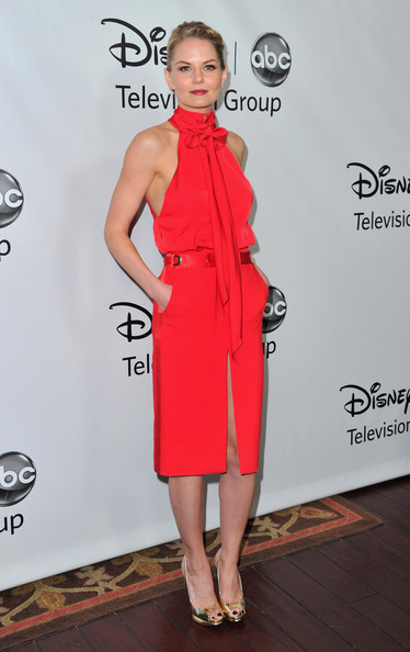 Jennifer Morrison Peep Toe Pumps