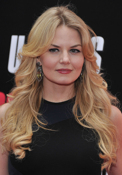 Jennifer Morrison Long Curls