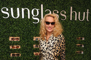 Jerry Hall Print Dress