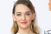 Jess Weixler Long Side Part