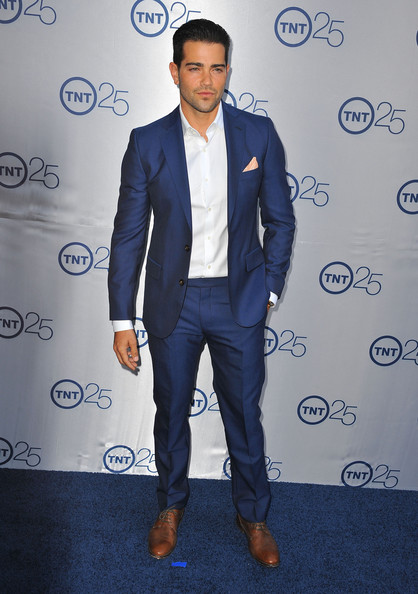 Jesse Metcalfe Men's Suit