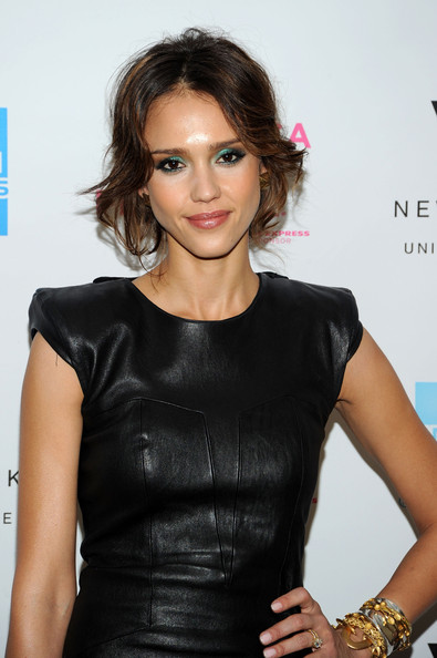 jessica alba hair braid. Jessica Alba Hair