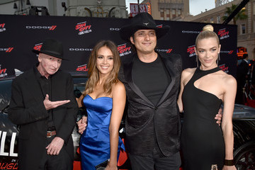 Jessica Alba Robert Rodriguez 'Sin City: A Dame to Kill For' Premieres in Hollywood — Part 4