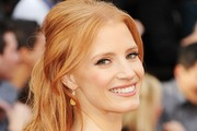 Jessica Chastain's Sexy Style at the 2012 Oscars