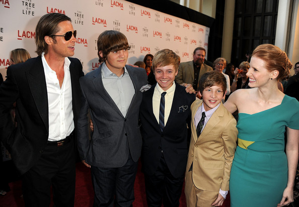 """Premiere Of Fox Searchlight Pictures' """"The Tree Of Life"""" - Red Carpet"""